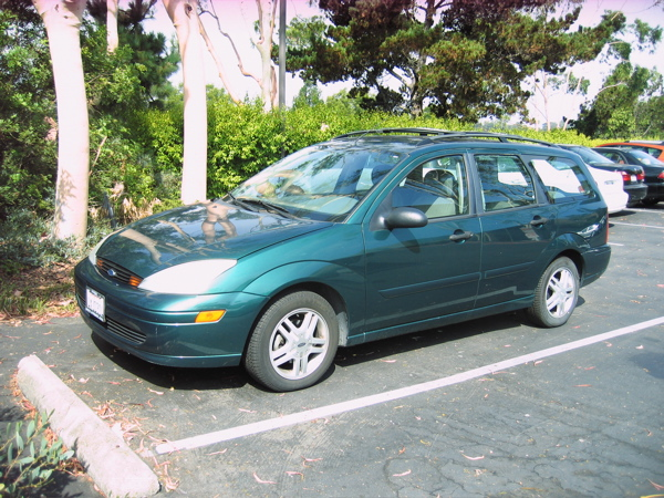 ford focus stationwagon